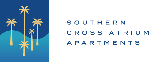 Southern Cross Atrium Apartments Logo