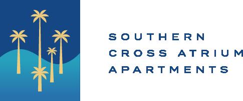Southern Cross Atrium Apartments Logo