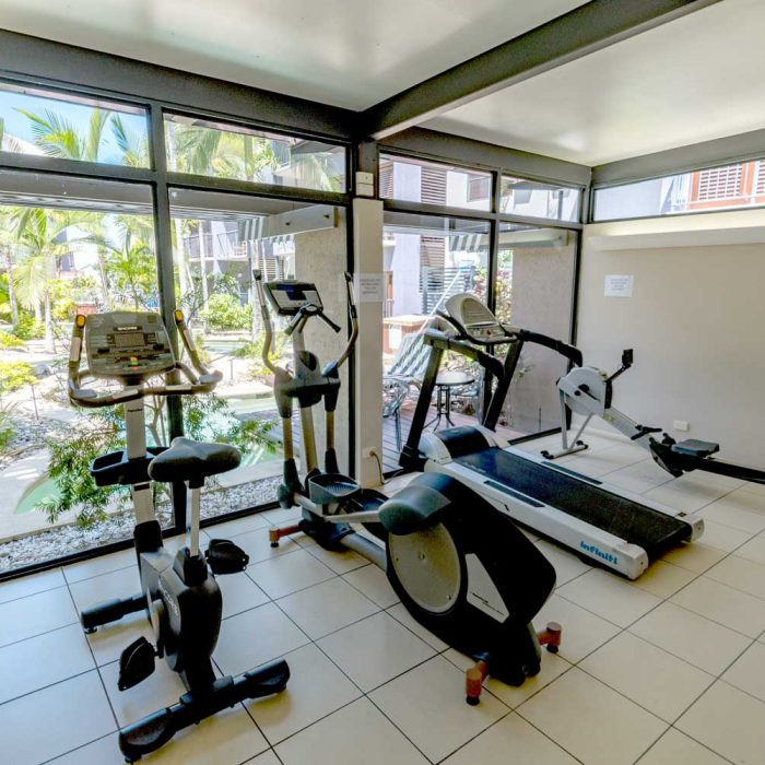 Cairns City Centre Accommodation Gym