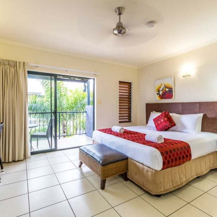 Cairns City Centre Accommodation Studio Room